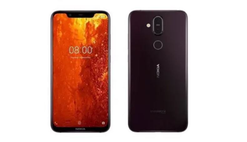 Photo of Nokia launched a new smartphone Nokia 8.1 in Dec 2018