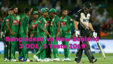 Bangladesh Cricket Team tour of New Zealand