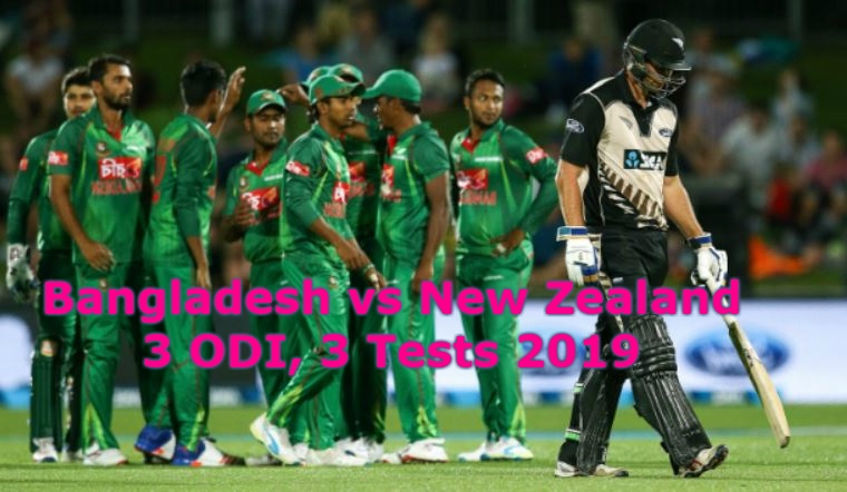 Photo of Bangladesh vs New Zealand 3 ODI, 3 Tests – News, Fixture, Schedule & Squads