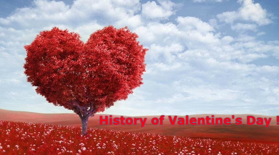 Photo of History of Valentine's Day – When did we start celebrating Valentine's Day
