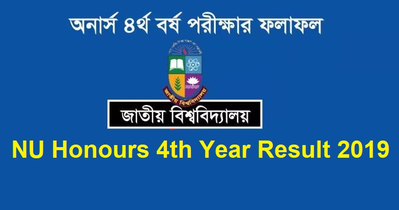 Photo of NU 4th Year Final Result 2019 for session 2013-2014 will be published