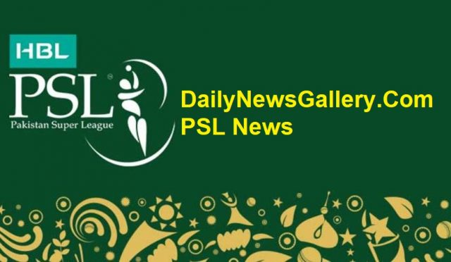 Pakistan Super League 2019 (PSL)