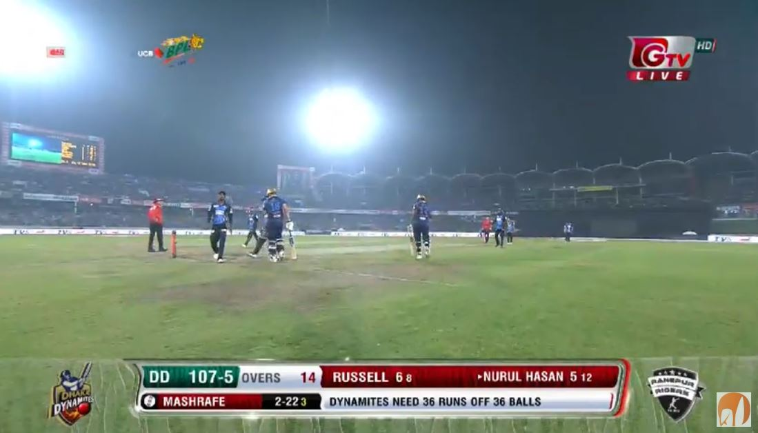 Photo of BPL T20 Dhaka Dynamites vs Rangpur Riders Qualifier 2 – BPL live stream and score update
