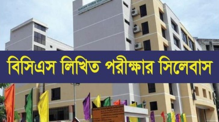 40th BCS Written Syllabus and Marks Distribution - Daily