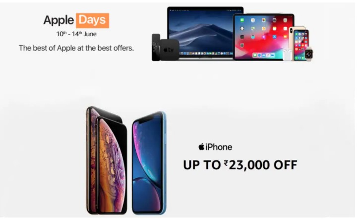 Photo of Amazon Apple days sale offers has started today