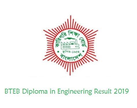 BTEB Diploma in Engineering Result 2019 Publish Date