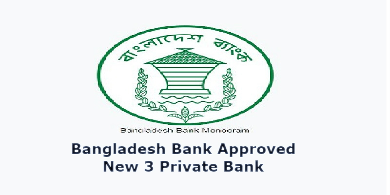 Photo of Bangladesh Bank Approved New 3 Private Bank