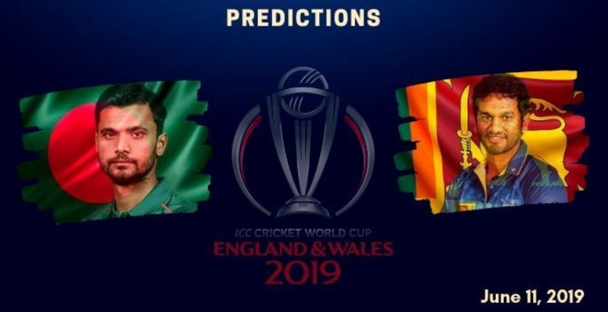 Photo of Bangladesh vs Sri Lanka World Cup 2019 Match Prediction