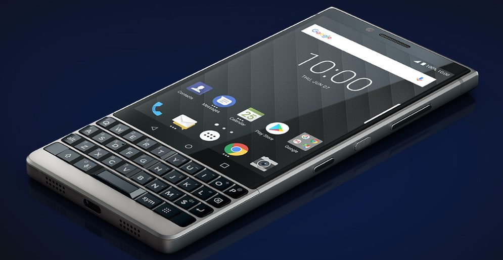 Photo of BlackBerry KEY2 Full Specification, Feature, Price in BD