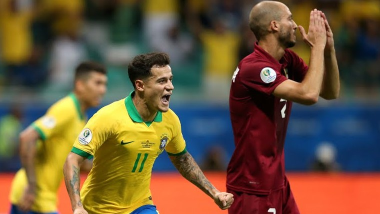 Photo of Brazil vs Venezuela Copa America 2019 match result with full stats