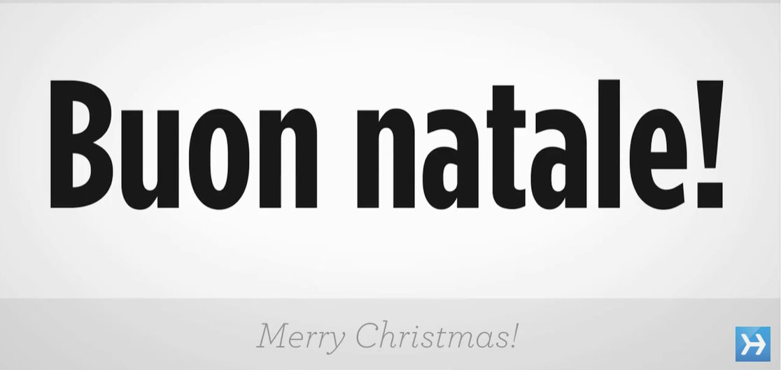 Photo of How to Say Merry Christmas in Italian? (Buon Natale)