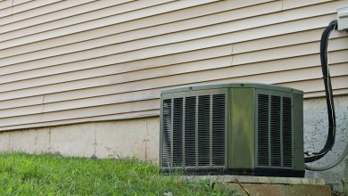 Central AC install