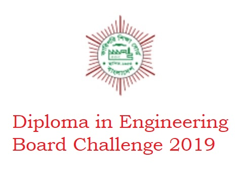 Photo of Diploma in Engineering Result 2019 Re-Scrutiny (Board Challenge)