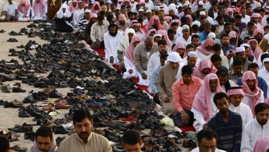 Eid ul Adha will celebrate tomorrow in Saudi Arabia as first day