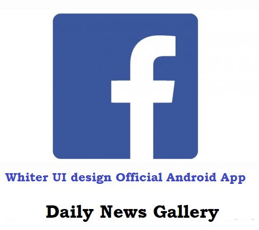 Photo of Facebook is testing a whiter UI design in the Android app
