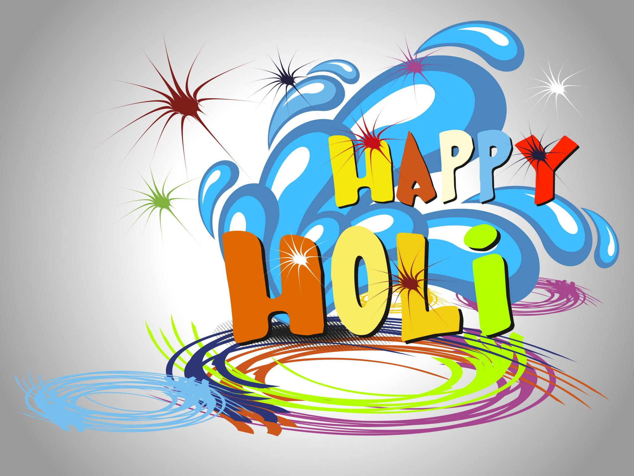 Photo of Happy Holi 2019: Wishes photo and wallpaper