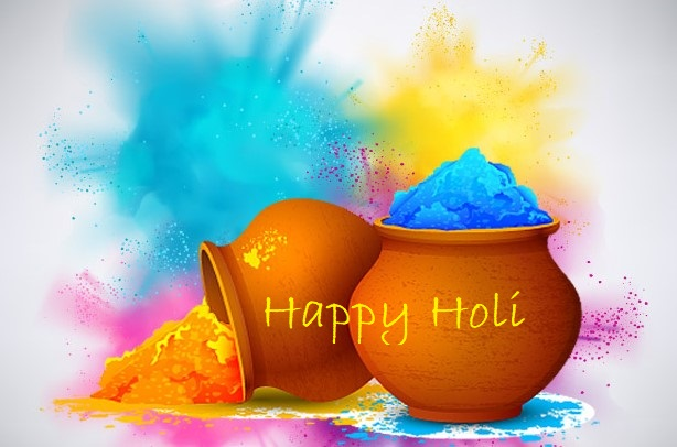 Happy Holi Pictures Colors