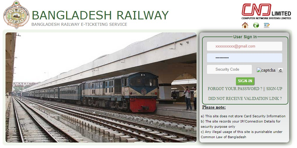 How to Buy Train Ticket Online