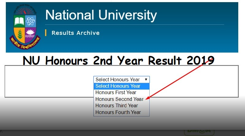 Photo of How to check NU Honours 2nd year result 2019?