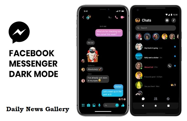Photo of How to enable Facebook Messenger Dark Mode?