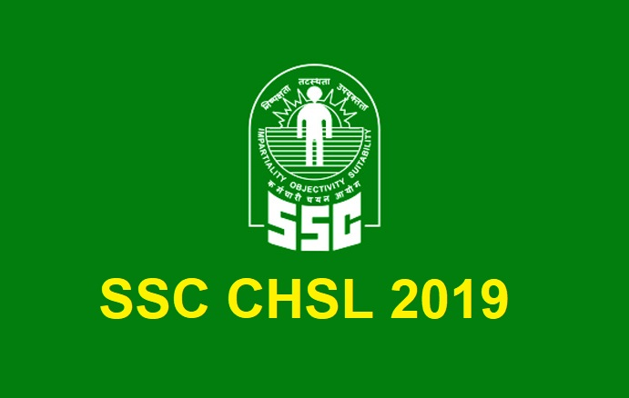 Photo of India SSC CHSL 2019 Online Application Start on 5 March