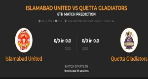 Islamabad VS Quetta PSL 2019 Match 6 Preview, Squads & Live update