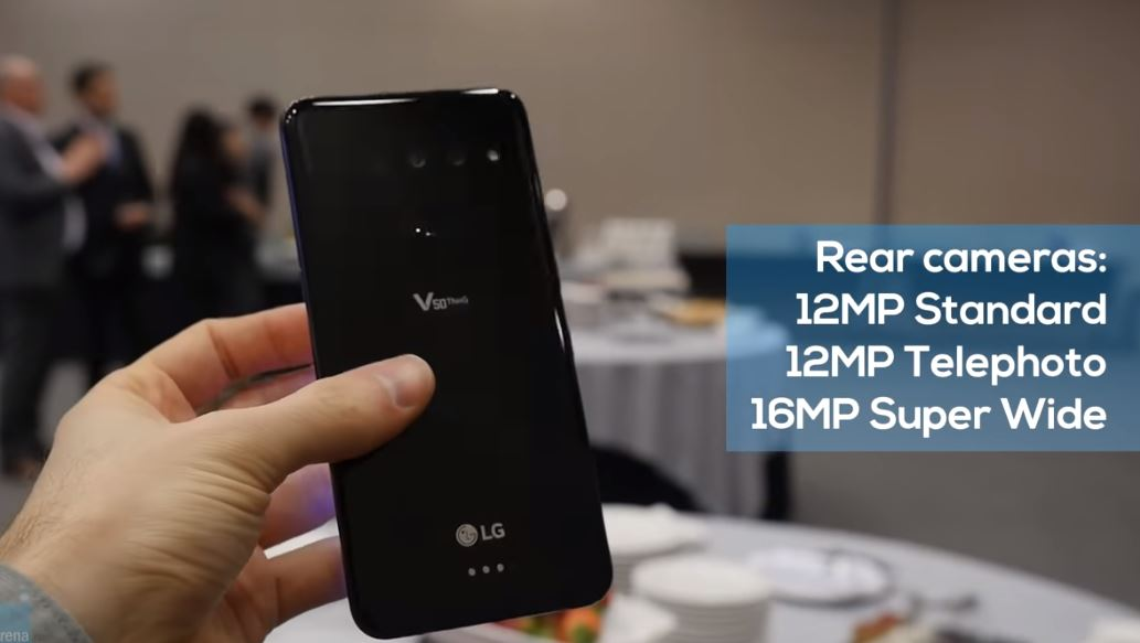 Photo of LG V50 ThinQ Price in BD & Specs, Top Features, Review
