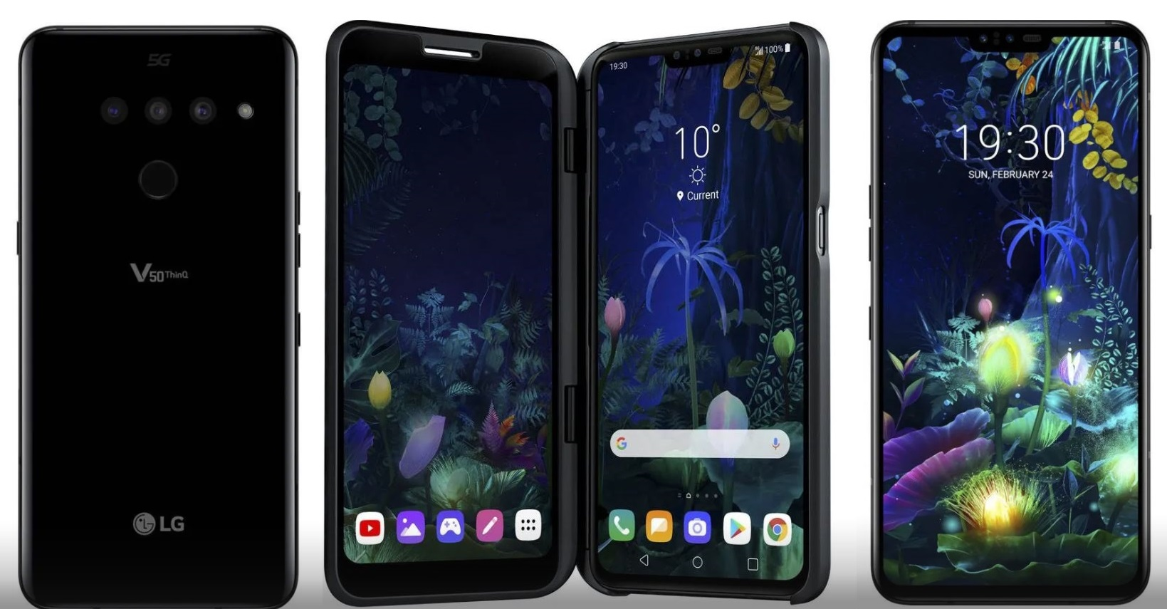 LG V50 ThinQ Price in india