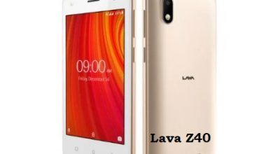 Lava Z40 with Dual 4G VoLTE, Android 8.1 Oreo (Go Edition) Launched in India