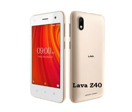 Photo of Lava Z40 with Dual 4G VoLTE, Android 8.1 Oreo (Go Edition) Launched in India