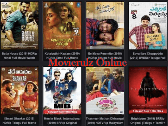 Photo of Movierulz 2020 Online: Free Download Telugu, Hindi Dubbed & Tamil Movies From Movie Rulz