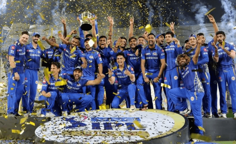 Mumbai Indians won the record fourth IPL title in 2019