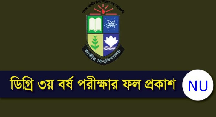 Photo of National University has Published Degree 3rd Year Result 2019