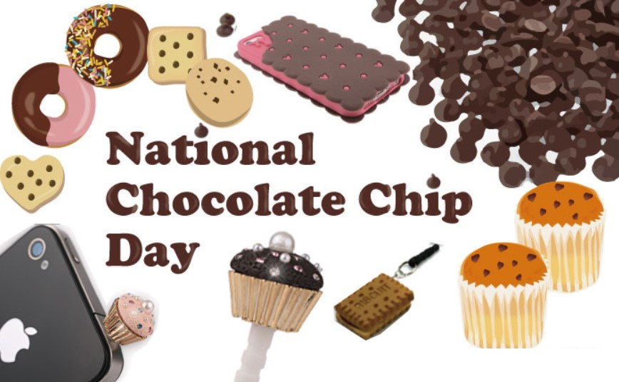 National Chocolate Chip Day 15 May 2019