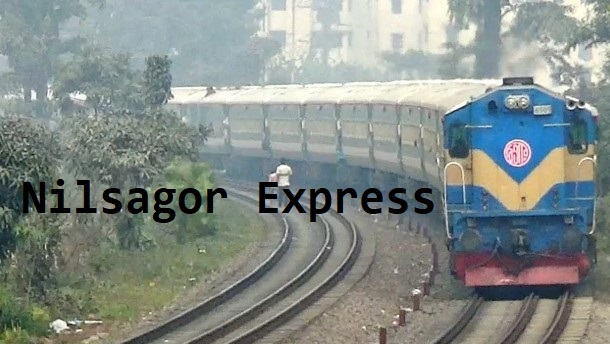 Nilsagor Express Train Schedule, Ticket Price, Off Day