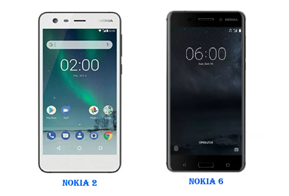 Photo of Nokia 2 & Nokia 6 Price are Decreasing in Bangladesh