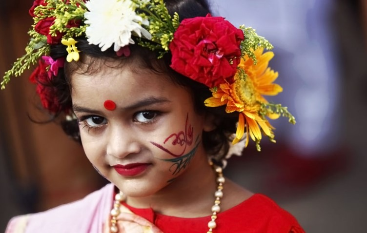 Photo of Pohela Boishakh 1426 is celebrating in Dhaka, Bangladesh