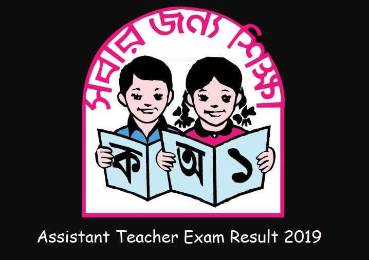 Photo of Primary School Assistant Teacher Exam Result 2019