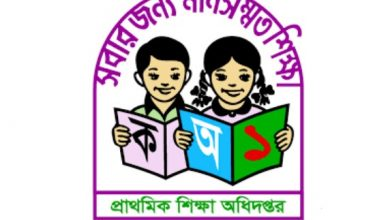 Primary Teacher Exam Date 2019 has Announced by DPE