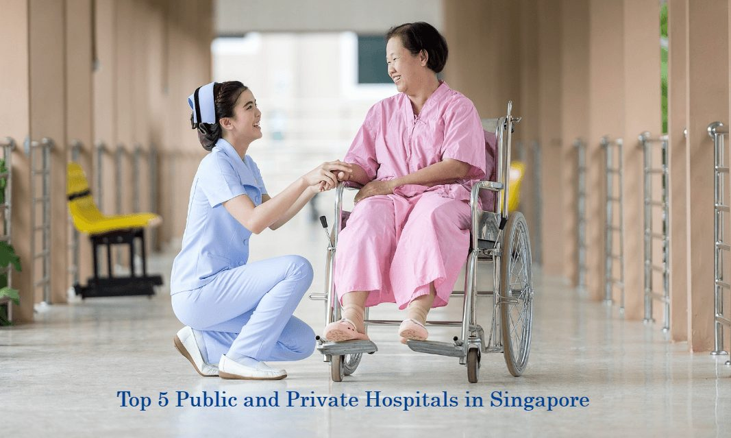 Public and Private Hospital Singapore