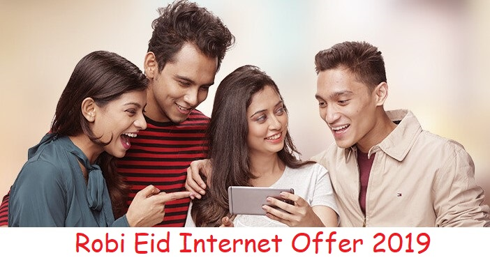Photo of Robi Eid Internet Offer 2019