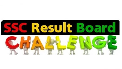 SSC board challenge result 2019 will be published today