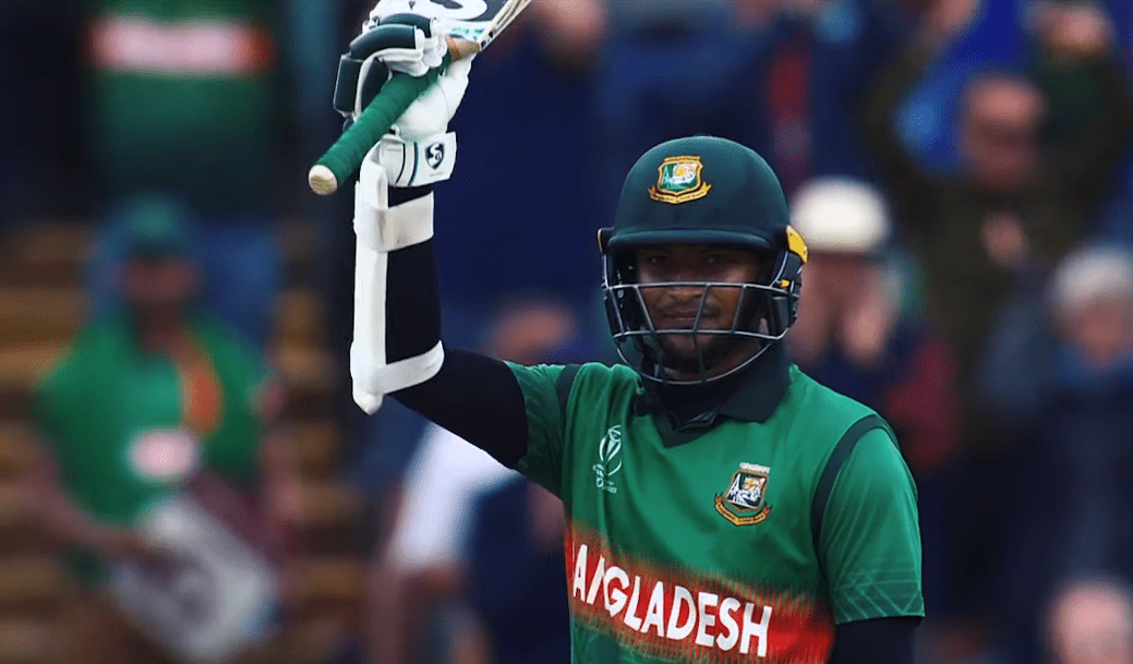 Photo of Shakib Al Hasan Named in the ICC World Cup 2019 greatest 11