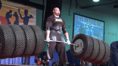 World Strongest Man