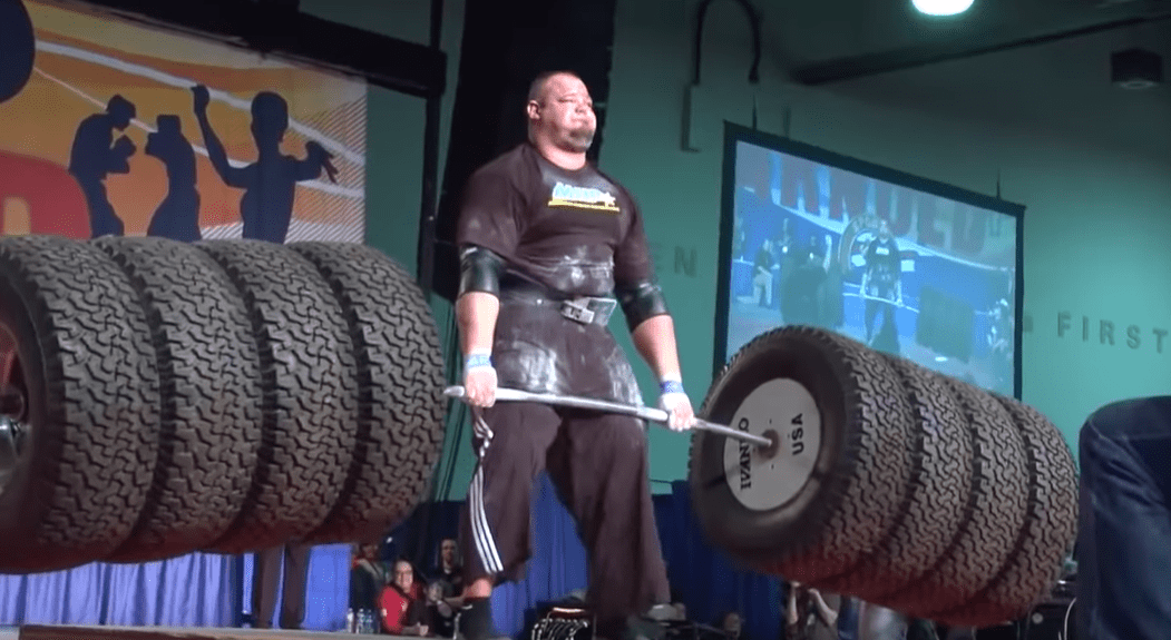 Photo of World's Strongest Man – The Strongest Man in the World 2020