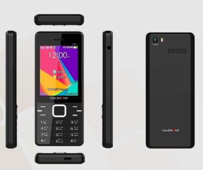 Photo of Symphony D54+ Full Specification, Price in Bangladesh