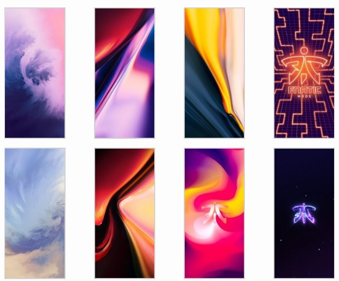 Photo of The OnePlus 7 Pro launches with 16 static wallpapers and 8 live wallpapers