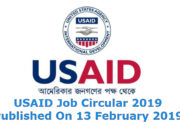 USAID Job Circular 2019