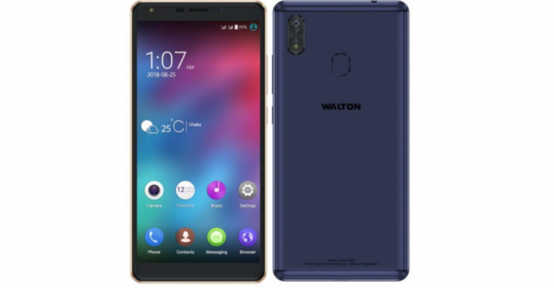 Walton Primo GM3+ Price in Bangladesh & Feature, Specs, Reviews