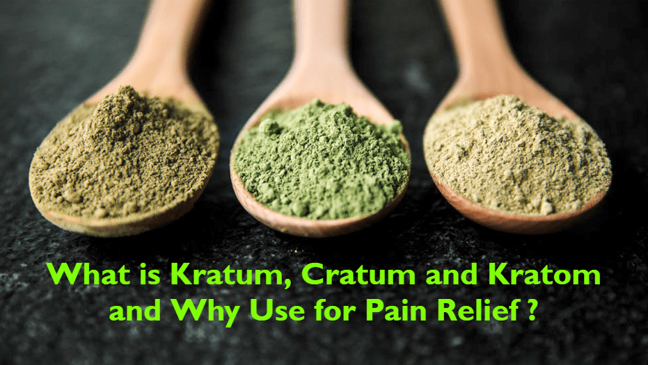 Photo of What is Kratum, Cratum and Kratom and Why Use for Pain Relief